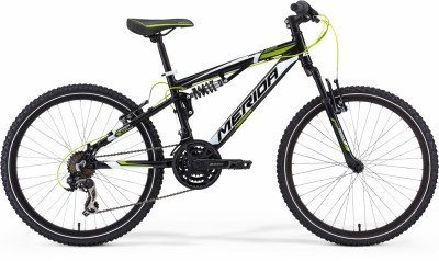 Merida 2015 MATTS J24 SUS чёрный